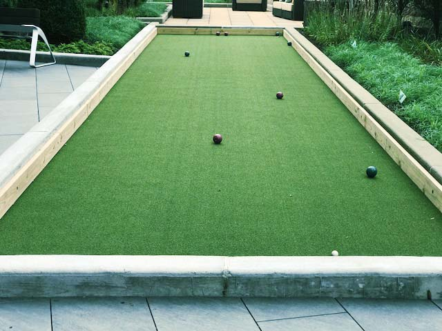 Bocce Court White Plains